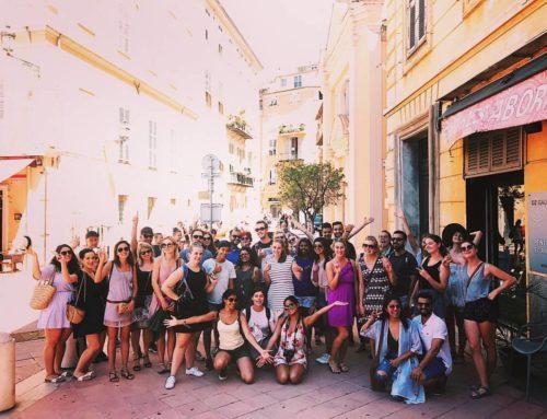 Free walking tour Nice