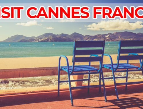 Visiting Cannes, France