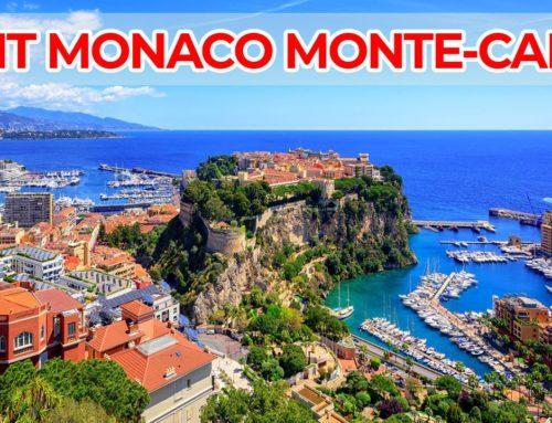 Visit Monaco Monte-Carlo