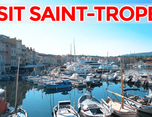 Visiter Saint-Tropez France