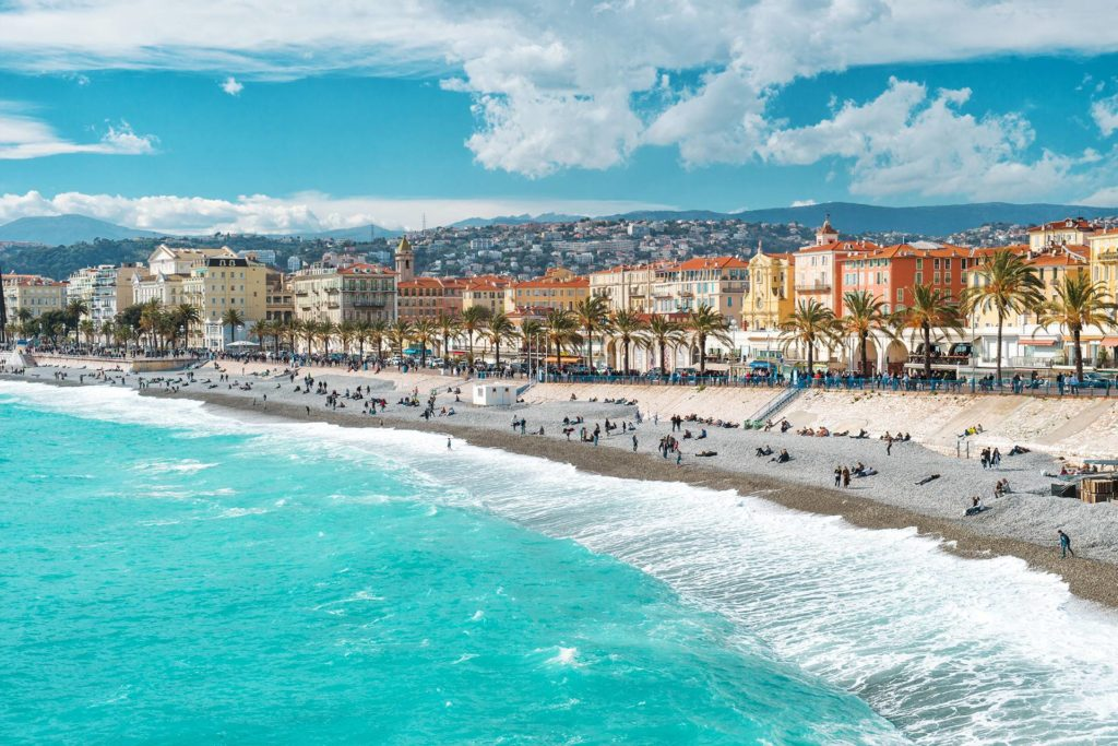 visiting nice france
