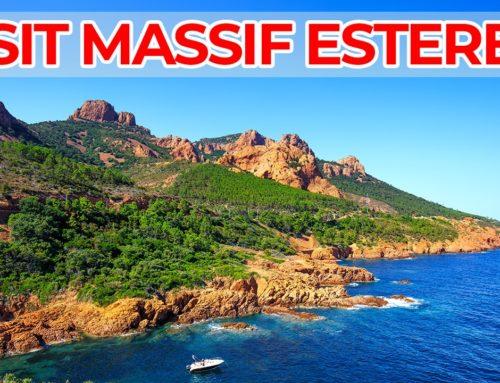Visit Esterel Massif French Riviera
