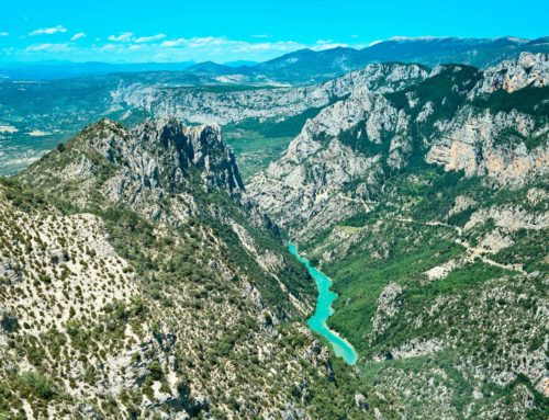 Verdon Canyon Activities