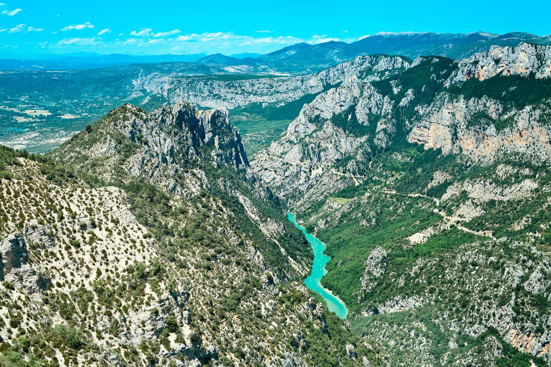 activities verdon canyon
