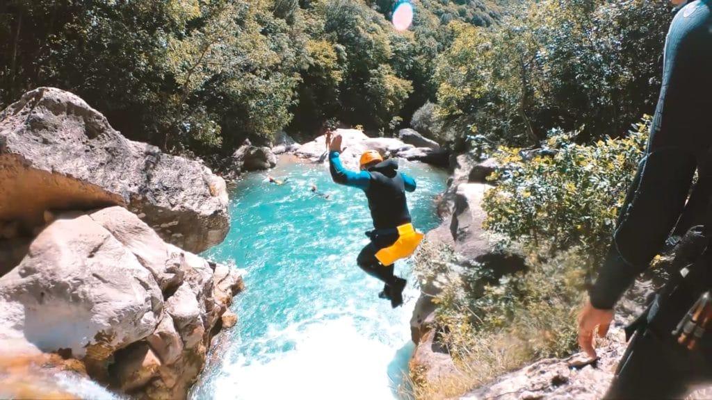 Activités du Canyon du Verdon