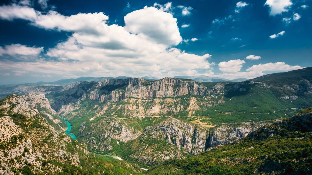 private Tours From Nice To Verdon Gorge