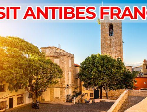 Visit Antibes France