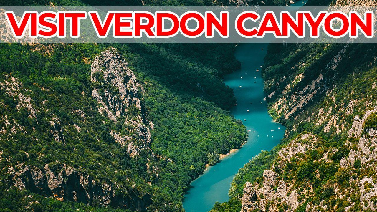 visit verdon canyon
